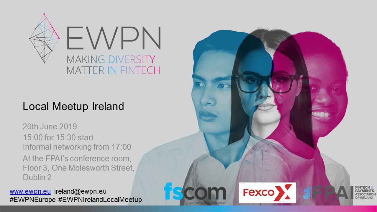 EWPN social media banner local meetup template