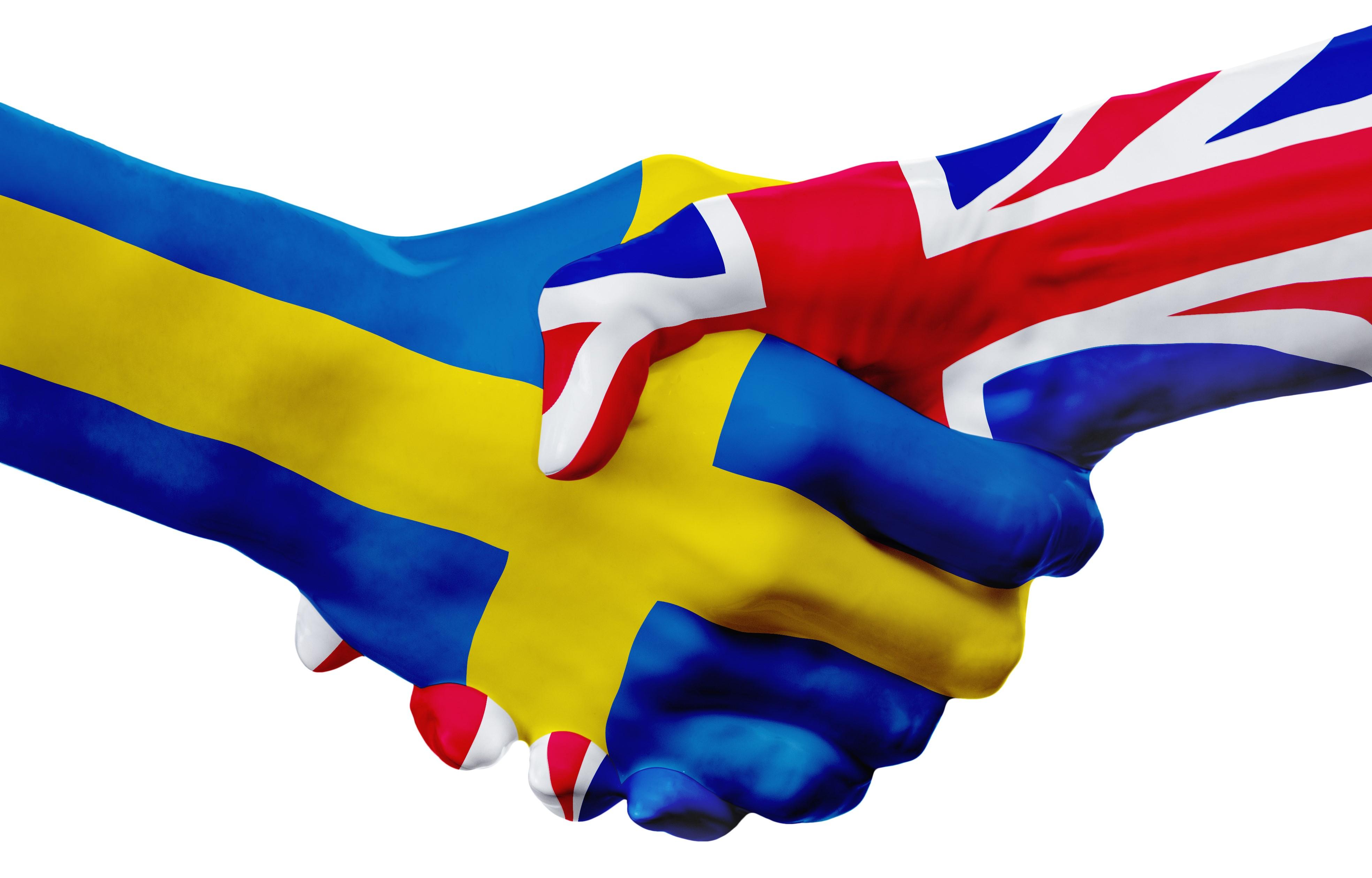 Sweden UK blog