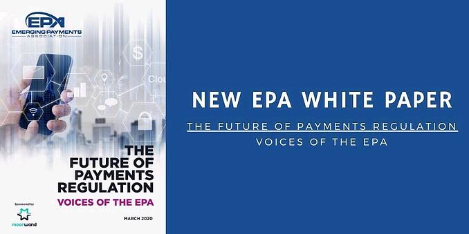 The Future of Payments Regulation EPA
